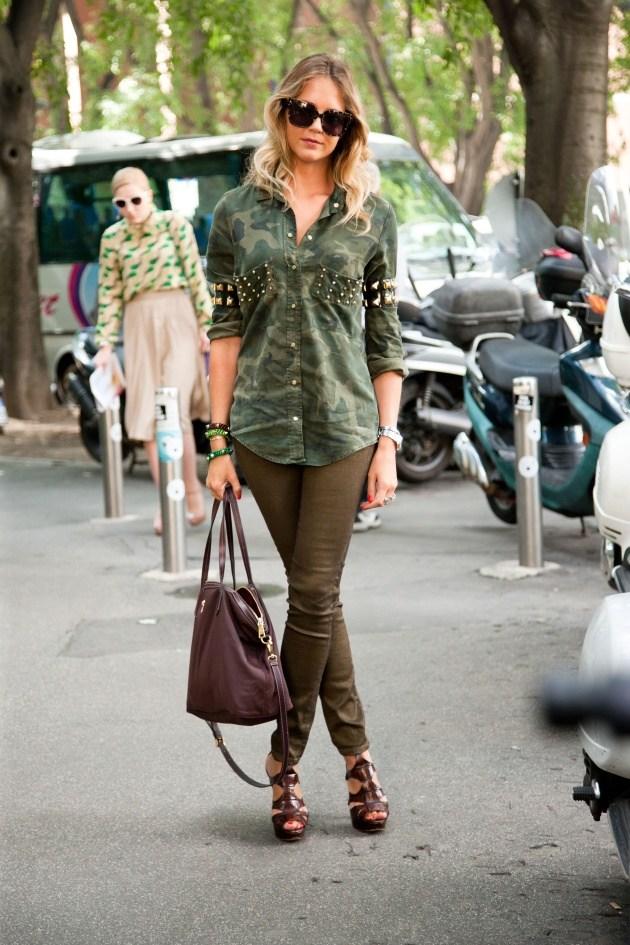 Pixelformula  Milan Street Womenswear  Summer 2013 Ready To Wear  Milano