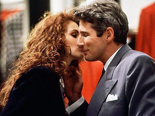 1990 και ο κόσμος όλος μιλά για την Pretty Woman Τζούλια Ρόμπερτς και τον Ρίτσαρντ Γκιρ της.