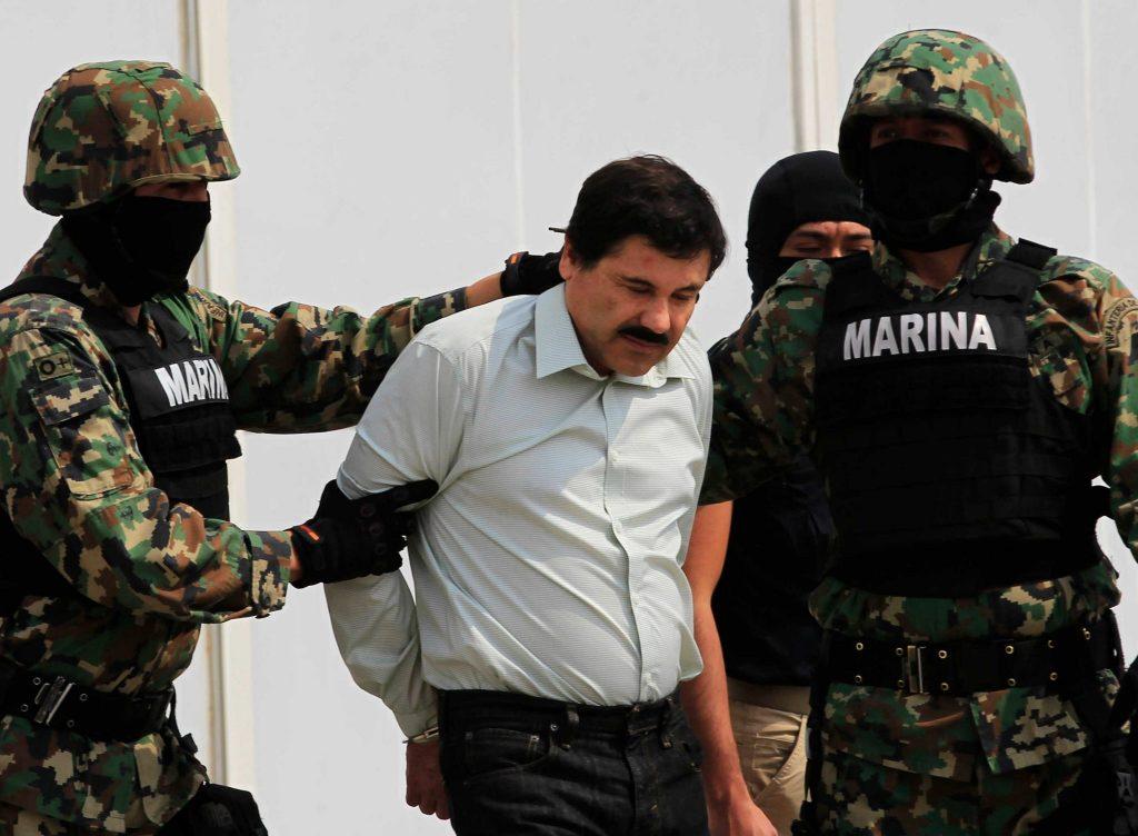 Ελ Τσάπο: Ο μεγαλύτερος βαρώνος ναρκωτικών του πλανήτη συνελήφθη ξανά