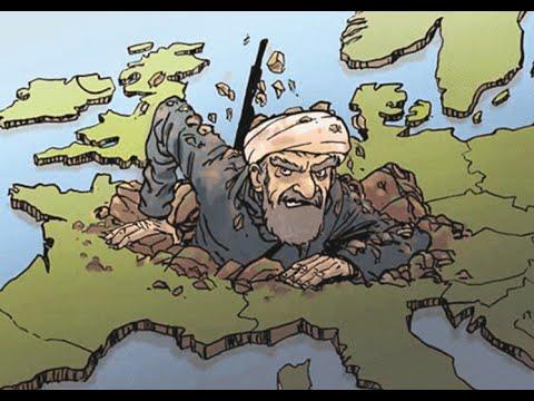 Μια γονατισμένη Ευρώπη μπροστά στο Ισλάμ