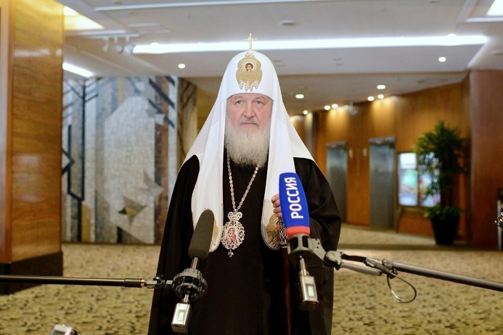 Πατριάρχης Ρωσίας Κύριλλος: Οι γκέι φταίνε για την άνοδο των τζιχαντιστών