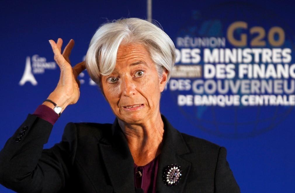 Υπέρ της μόνιμης τέλεσης των Ολυμπιακών Αγώνων στην Ελλάδα τάχθηκε η γενική διευθύντρια του ΔΝΤ, Κριστίν Λαγκάρντ
