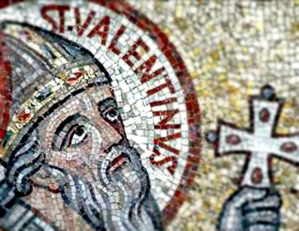 Ποιος ήταν ο Άγιος Βαλεντίνος που γιορτάζουμε σήμερα;