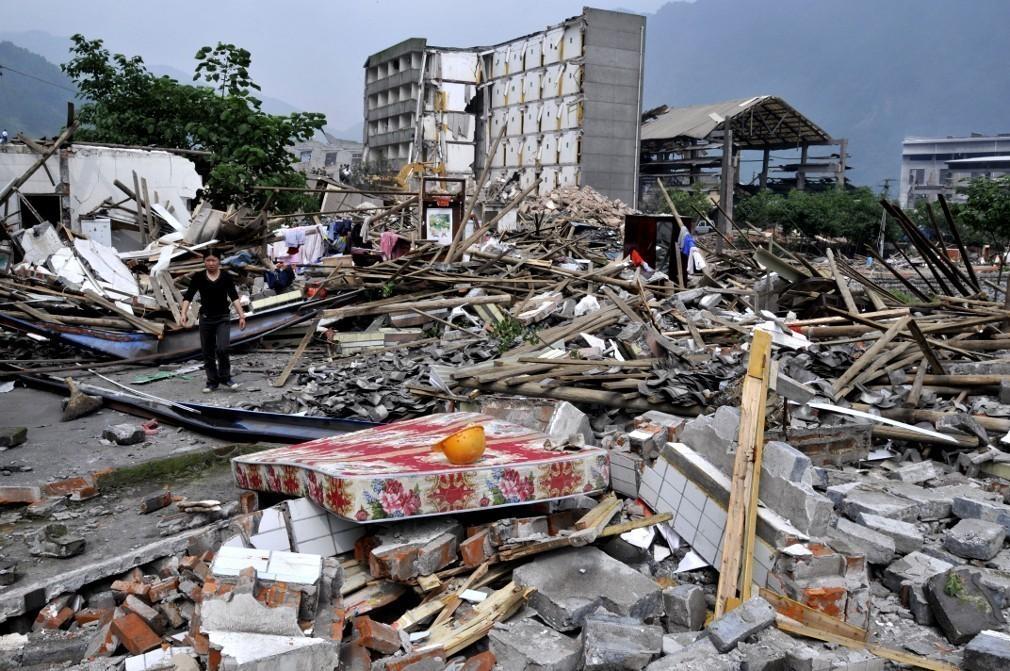 132 άνθρωποι είναι θαμμένοι στα συντρίμμια που άφησε ο σεισμός των 6,4 Ρίχτερ στην Ταϊβάν