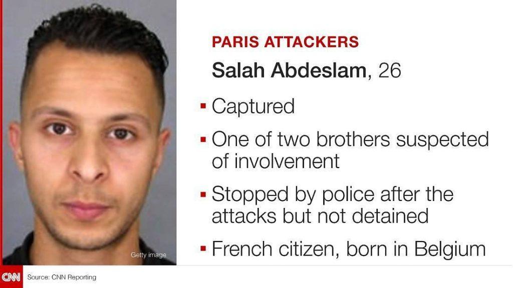 Βίντεο-ντοκουμέντο: Η επίθεση αυτοκτονίας του Αμπντεσλάμ στο Παρίσι