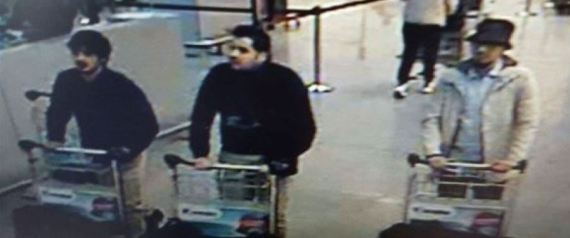 Αυτός είναι ο τζιχαντιστής με το καπέλο από την τρομοκρατική επίθεση στο αεροδρόμιο των Βρυξελλών
