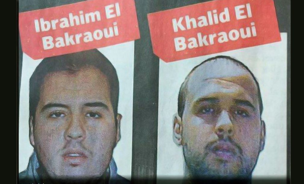 «Γνωστοί» στις ΗΠΑ και ύποπτοι για τρομοκρατία από τον Νοέμβριο ήταν οι αδελφοί Μπακραουί