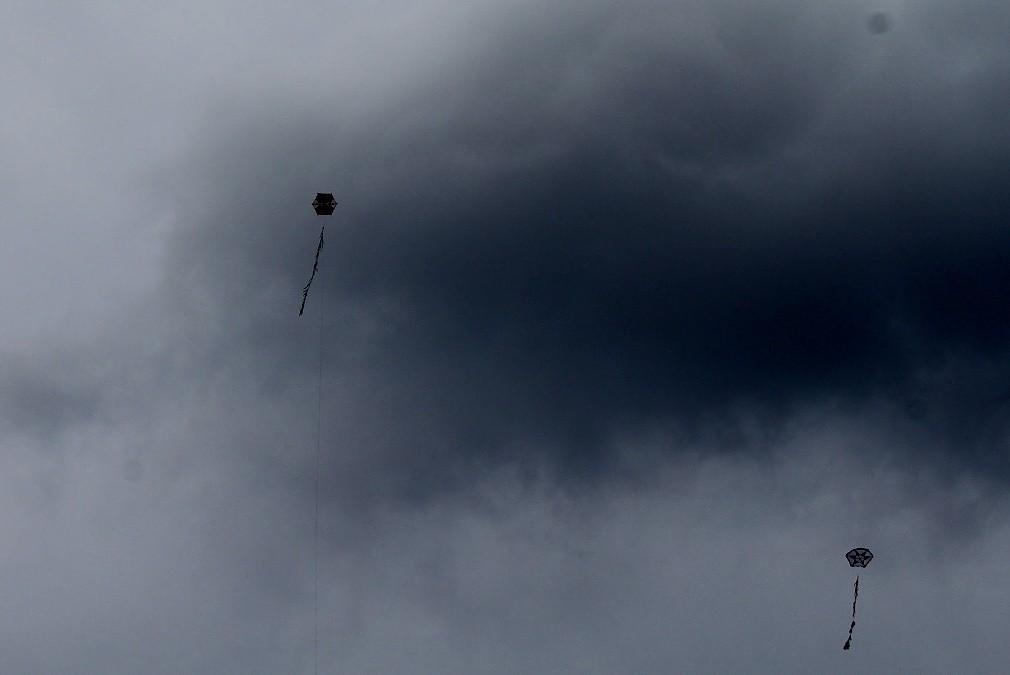Πρόγνωση καιρού: Κούλουμα με ανέμους, βροχές και καταιγίδες