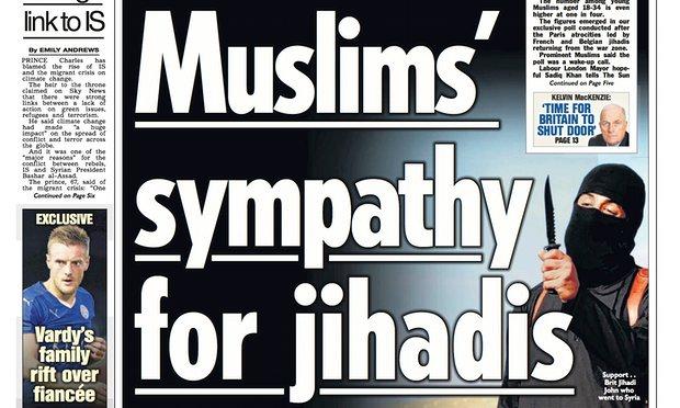 Η SUN επανορθώνει για άρθρο-ντροπή για τους Βρετανούς μουσουλμάνους