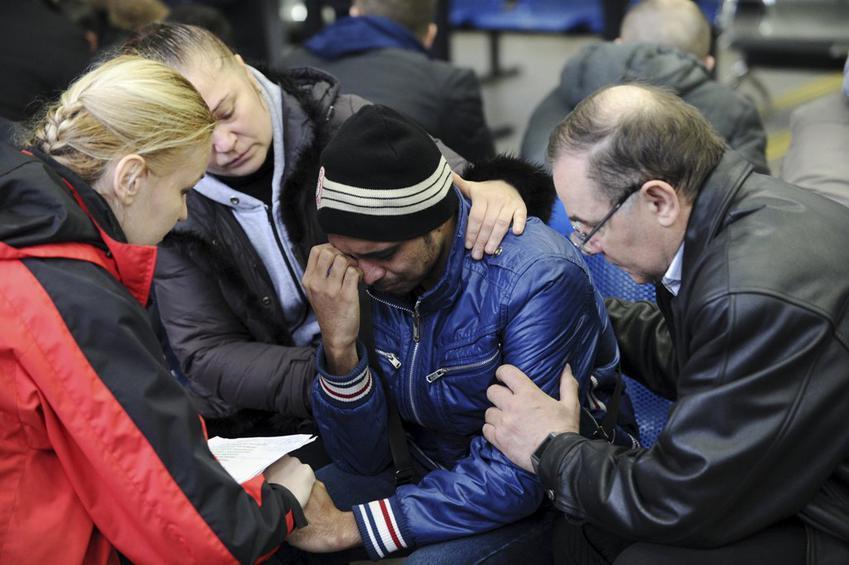 Συνετρίβη Boeing 737 στη Ρωσία - Και οι 62 επιβάτες νεκροί