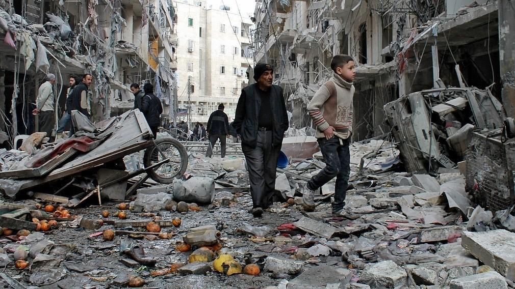 Το δράμα τής Συρίας σε αριθμούς: 270.000 νεκροί σε 4 χρόνια και μία ανθρωπιστική κρίση