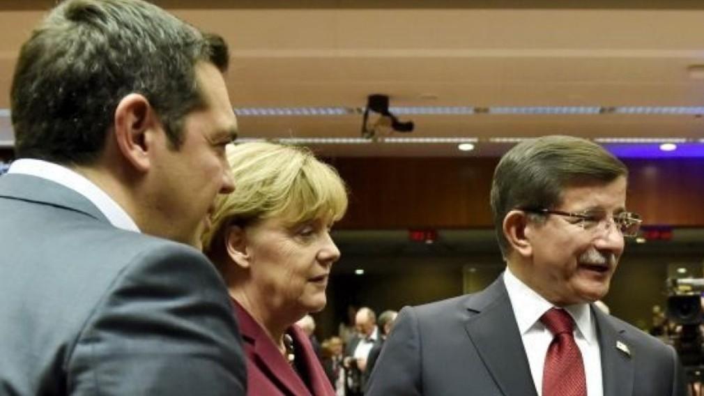 Guardian: «Ένας μέσα, ένας έξω», αυτή είναι συμφωνία ΕΕ-Τουρκίας για τους πρόσφυγες