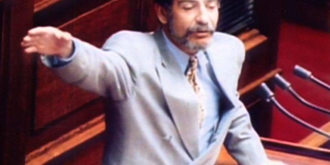 Γιώργος Γεννηματάς: Αφιέρωμα στον οραματιστή πολιτικό [βίντεο]