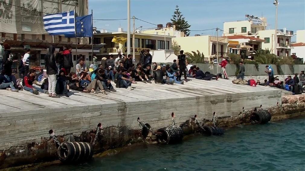 Φιάσκο στην Χίο! Έχασαν τους μετανάστες που θα επαναπροωθούσαν στην Τουρκία