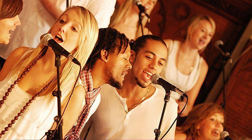 Τραγουδήστε σε χορωδία: Κάνει καλό σε αρρώστους και υγιείς