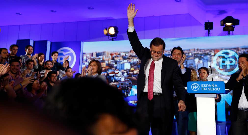 Νίκη του Ραχόι στις ισπανικές εκλογές με exit poll-φιάσκο για τους... τρίτους Podemos