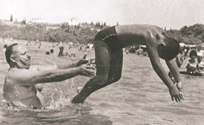 Αίγινα 1960