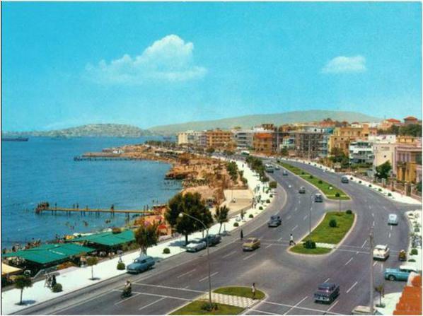 Παλαιό Φάληρο 1960