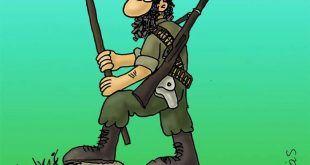 Αποτέλεσμα εικόνας για «Θεϊκό» σκίτσο Αρκά «γκρεμίζει» την υποκρισία των ΣΥΡΙΖΑΝΕΛ! Οι «Τσε Γκεβάρα» του «Ναι σε όλα»