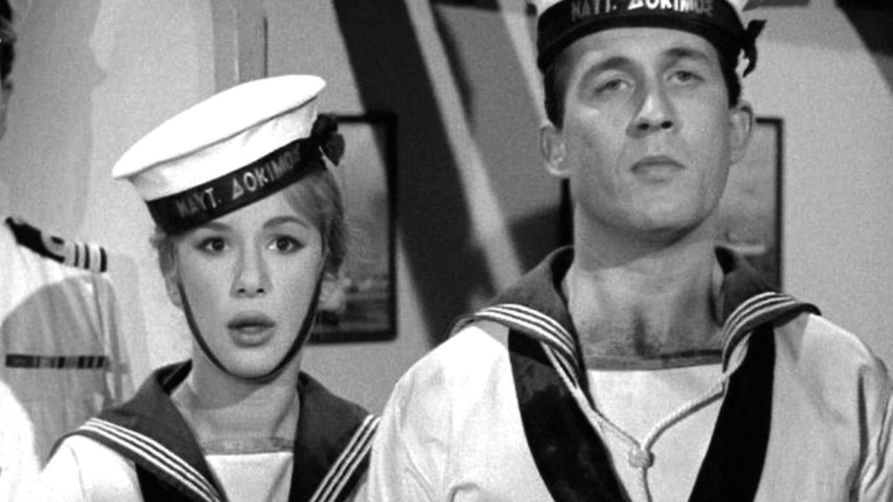 """Αποτέλεσμα εικόνας για """"Η Αλίκη στο Ναυτικό"""""""