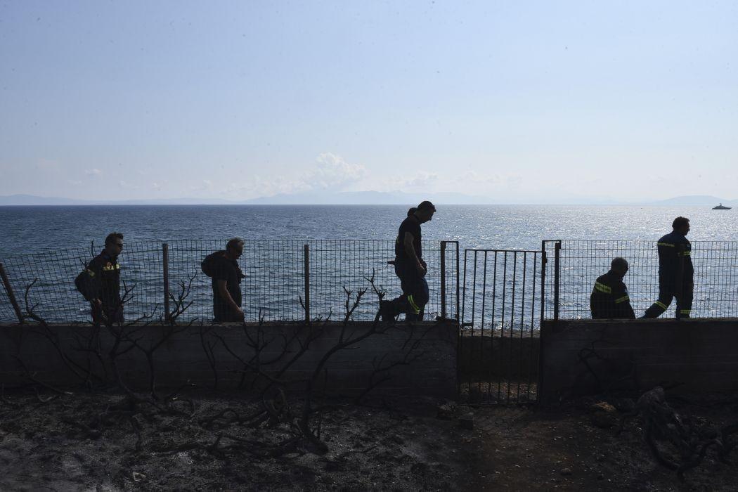 Αποτέλεσμα εικόνας για «Υπήρχε χρόνος για εκκένωση στο Μάτι»: Διαψεύδει Τζανακόπουλο αντιστράτηγος ε.α. του Πυροσβεστικού Σώματος