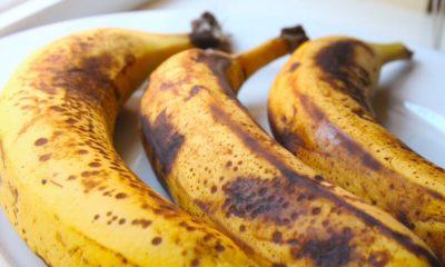 Δείτε το απίστευτο κόλπο για να μην μαυρίζουν οι μπανάνες
