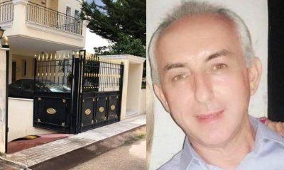 Αρχιτέκτονας ο δολοφόνος του φαρμακοποιού στο Νέο Ψυχικό- Για ένα ακίνητο έγινε το φονικό!