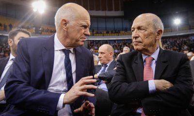 Στήριξη Παπανδρέου σε Σημίτη! Τηλεφωνική επικοινωνία των δυο πρώην πρωθυπουργών