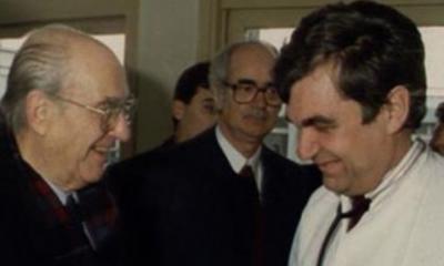Κρεμαστινός: Με πίεζαν να βγάλω ανίκανο τον Ανδρέα Παπανδρέου – Ο Στεφανόπουλος έλεγε ότι δεν τόν θεωρεί πρωθυπουργό