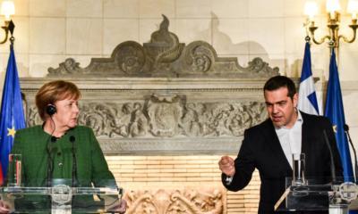 Η Μέρκελ «κλείδωσε» τη Συμφωνία των Πρεσπών και έδωσε την... ευλογία της για νέες παροχές