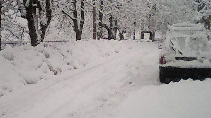 Αποτέλεσμα εικόνας για Θάνατος στα χιόνια μετά το ρεβεγιόν για 55χρονη στο Καρπενήσι