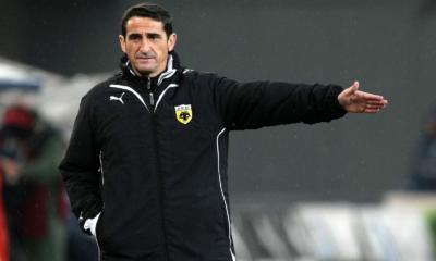 Είναι γεγονός: Ο Μανόλο Χιμένεθ επιστρέφει στην ΑΕΚ (για τρίτη φορά)