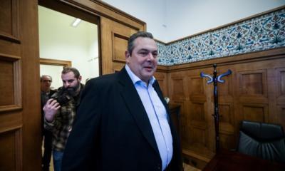 Χάνει την κοινοβουλευτική του ομάδα ο Καμμένος, αλλά προσπαθεί ν' αντισταθεί – Μιλά για «κοινοβουλευτικό πραξικόπημα»