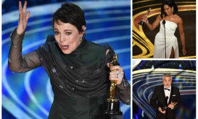 Oscars 2019: Ο θρίαμβος της Κόλμαν, οι μεγάλοι νικητές, τα δάκρυα της Gaga και οι εμφανίσεις που ξεχώρισαν (ΕΙΚΟΝΕΣ & ΒΙΝΤΕΟ)