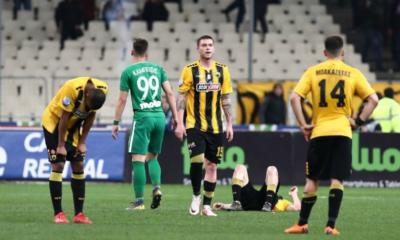 AEK-Παναθηναϊκός: 95 λεπτά με πόνο στα μάτια!