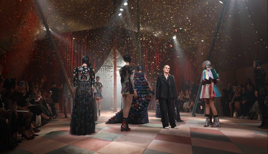 Ο Dior παρουσίασε την κολεξιόν του για πρώτη φορά στο Ντουμπάι