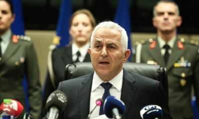 Αποστολάκης: Τα επικίνδυνα περιστατικά στον αέρα και τη θάλασσα μπορούν να οδηγήσουν σε σοβαρό ατύχημα με την Τουρκία