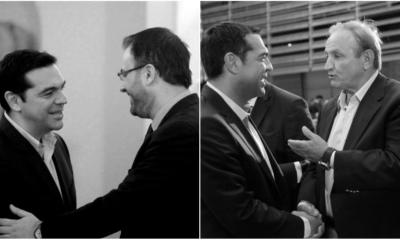 Ο Τσίπρας φτιάχνει προεκλογικό τουρλού_ δημαρίτες, πασοκοθρεμμένοι, αναρχικοί, όλοι οι καλοί χωράνε