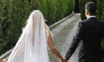Έλενα Ράπτη: Η πρώτη δημόσια εμφάνιση με τον σύζυγό της μετά τον γάμο