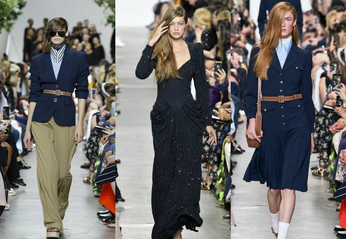 Ο κόσμος της μόδας αποθεώνει τον Micheal Kors - Η εντυπωσιακή επίδειξη μόδας σε ναυτική βάση του Μπρούκλιν