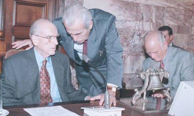 Το τελευταίο άρθρο του Αντώνη Λιβάνη που έγραφε για τον Ανδρέα Παπανδρέου! «Ένας ανεπανάληπτος πολιτικός…»