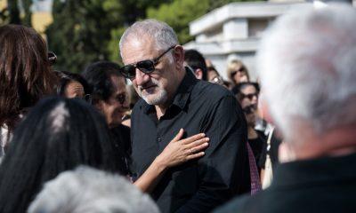 Λύγισε ο Πορτοκάλογλου στον επικήδειο για τον Μαχαιρίτσα! «Ήταν ένας απλός και ευθύς άνθρωπος σε βαθμό κακουργήματος»