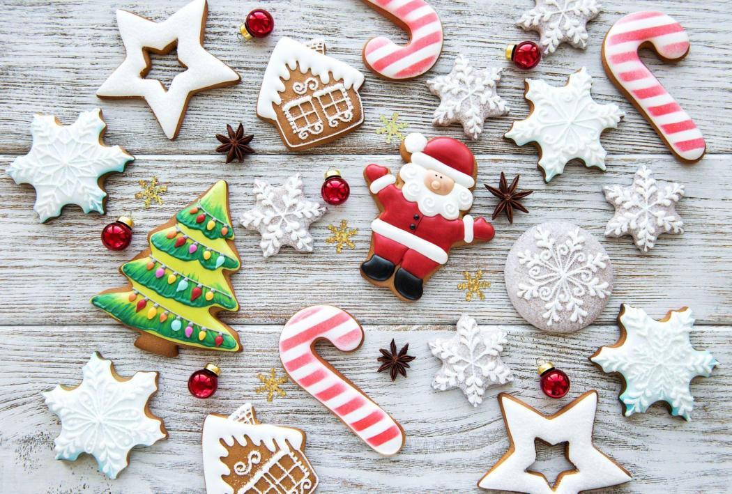 Η απίθανη συνταγή της Μπαρμπαρίγου για λαχταριστά Χριστουγεννιάτικα μπισκότα
