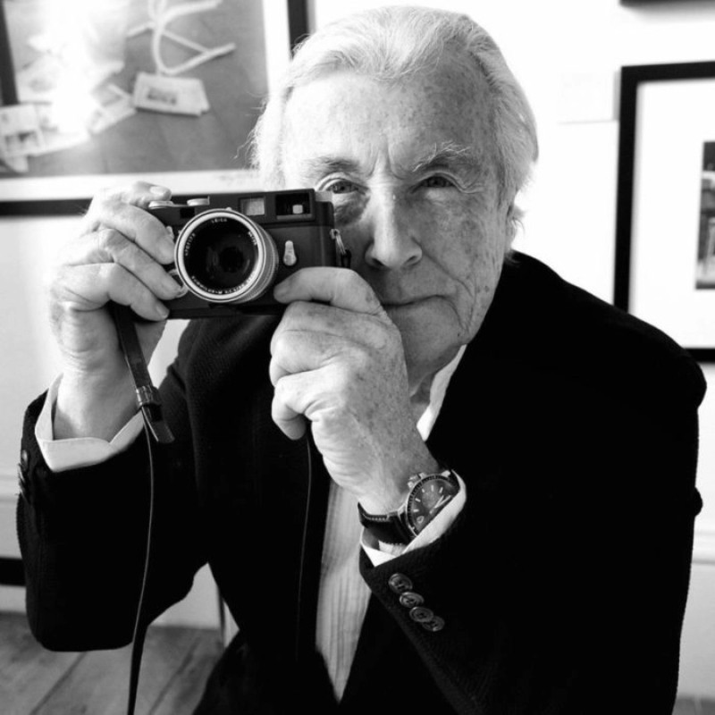 Υπέροχες ασπρόμαυρες φωτογραφίες του θρυλικού Βίκτορ Σκρεμπνέσκι που έφυγε σήμερα από τη ζωή